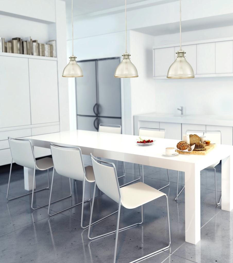 Atemberaubend Nickel Gebürstet Küchenbeleuchtung Fotos - Küche Set ...