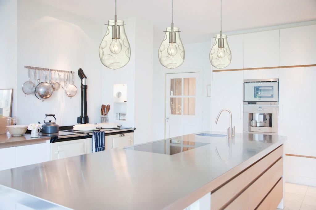 Tolle Houzz Traditionelle Küchenbeleuchtung Ideen - Küchenschrank ...